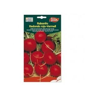 Semillas de Rabanito Redondo Rojo de Eurogarden