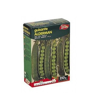 Semillas de Guisante Alderman 250 g de Eurogarden