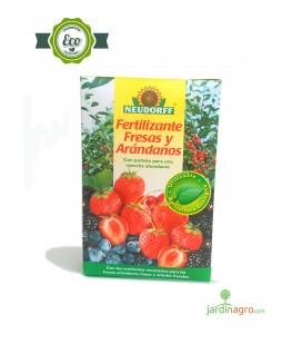 Fertilizante de Fresas y arándanos 1 Kg de Neudorff.