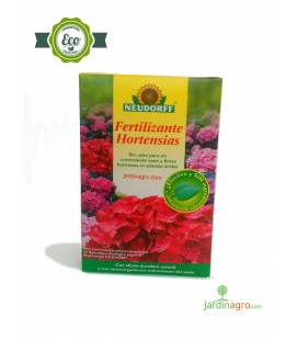 Fertilizante Hortensias 1 Kg de Neudorff
