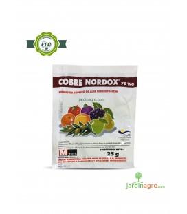 Cobre Nordox 75 WG 25 g JED de Masso