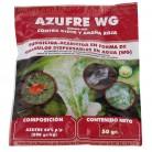 Azufre fungicida-acaricida ecológico 50 g de Masso