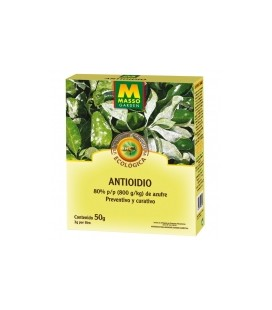 Antiodio 50 g ECO de Masso