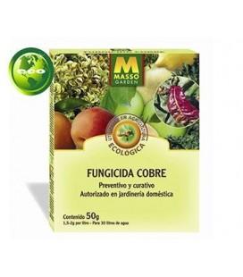 Fungicida Cobre 50 g de Masso ECO
