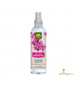 Abono foliar orquídeas spray 250 ml de Masso Garden