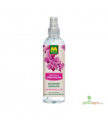 Abono foliar orquídeas spray 250 ml de Masso Garden
