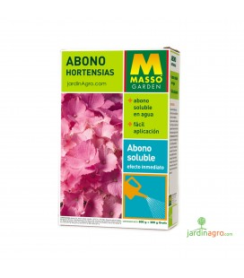 Abono soluble hortensias 1 kg de Masso Garden