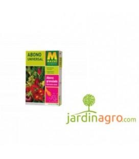 Abono universal granulado 2 Kg Masso Garden