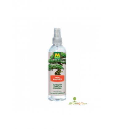 Abono foliar bonsais spray 250 ml de Masso Garden