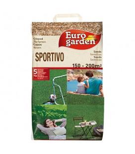 Césped Sportivo 5 Kg de Eurogarden
