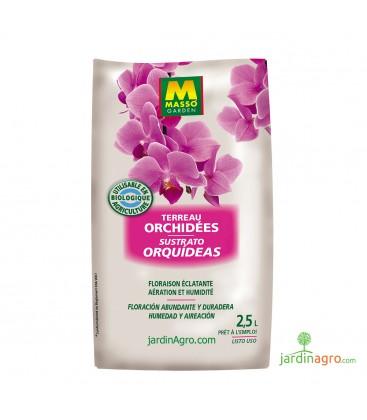 Sustrato de Orquideas 2,5 L