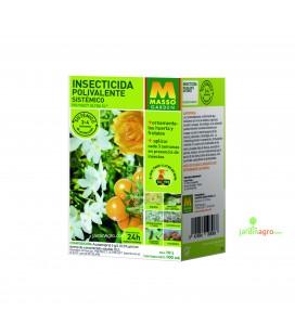 Insecticida Polivalente Sistémico 100 ml Massó Garden